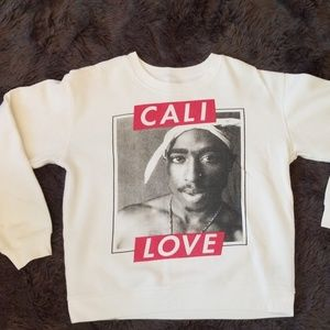 Tupac sweatshirt
